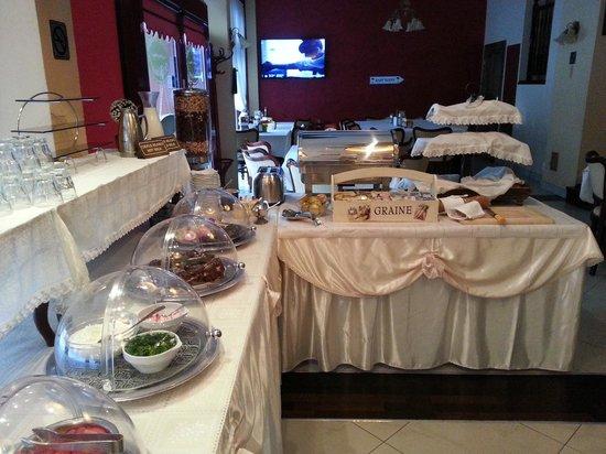 Hotel Ottaviano: frukost
