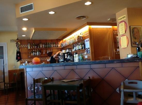 Restaurant El Sorrall: Add a caption