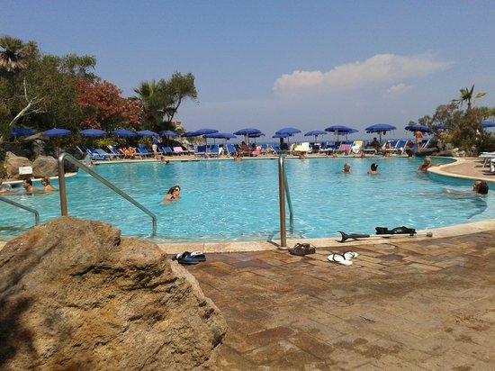 Hotel Villa Angelica: Parco Termale Negombo