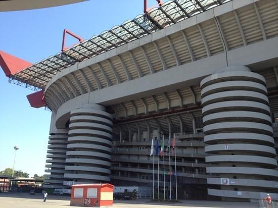 terzo anello stadio san siro milan - photo#29
