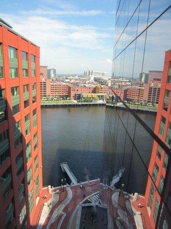 InterContinental Boston: Aussicht auf den Hafen