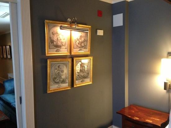 Clarion Collection Hotel Bastion: detaljer