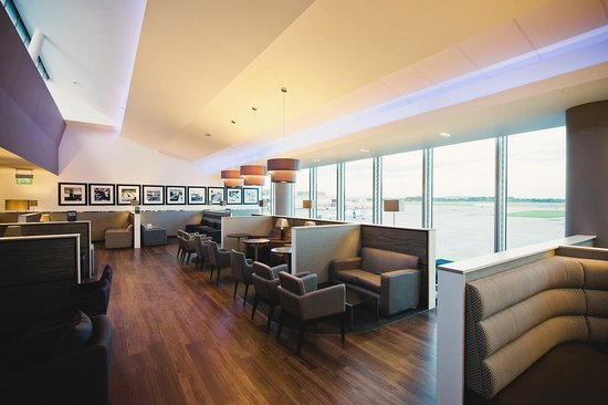 Aspire Lounge - Manchester Airport Terminal 1