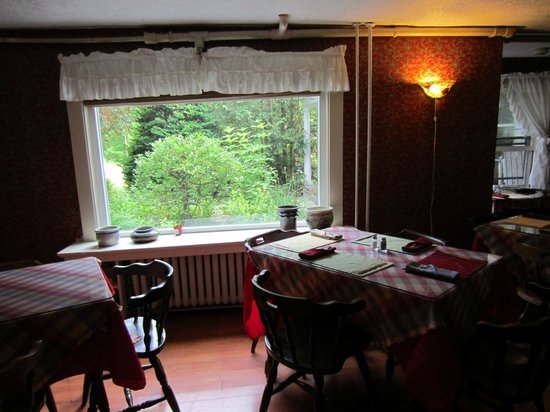 Nereledge Inn: Frühstücksraum