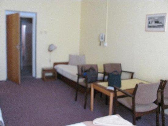 Penzion IAT: room