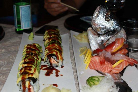 Oniwa : sashimi