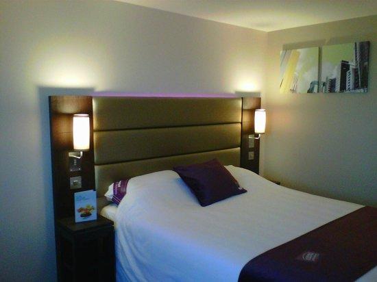 Premier Inn Edinburgh A1 (Newcraighall) Hotel: New Style Beds