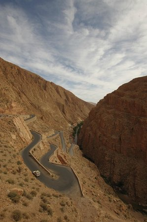 Tours Of Peace & Morocco Holidays - Day Tours: my favourite gorge