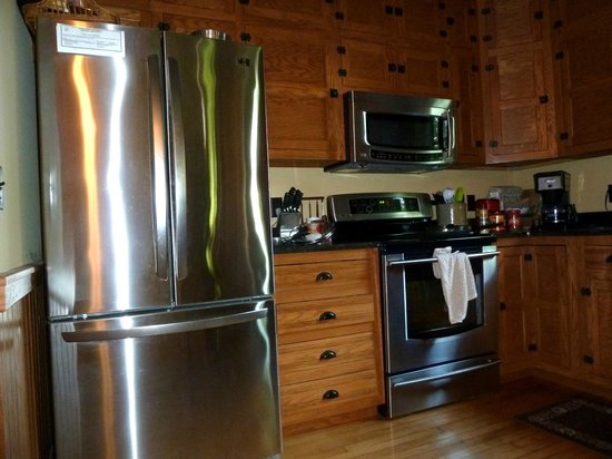 The Tritsch House : Well equipped, modern kitchen