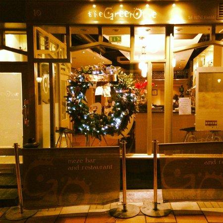 Green Olive Meze Bar & Restaurant: Windsor