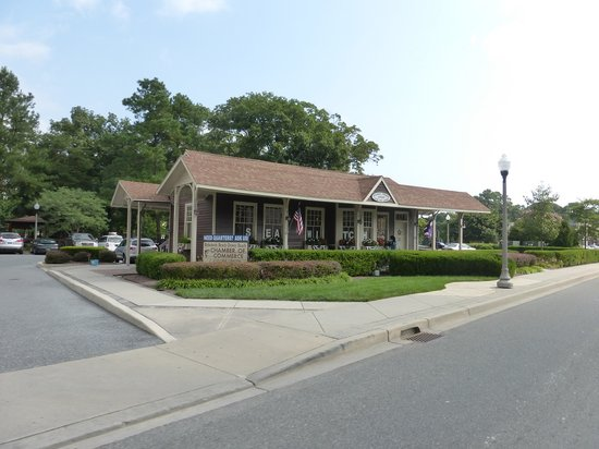 Rehoboth Railroad Station