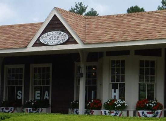 Rehoboth Railroad Station : Rehoboth Beach Visitor Center