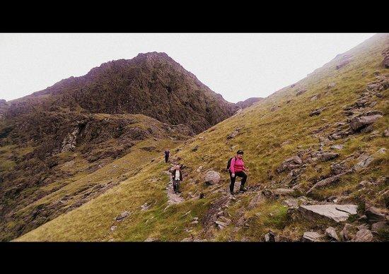 Killarney Guided Walks: Wonderful views