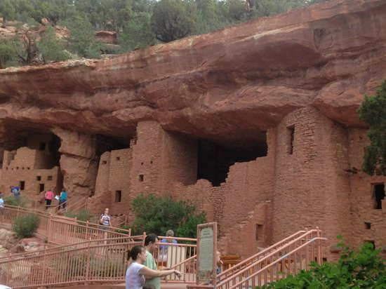 Manitou Cliff Dwellings: Cliff Dwellings