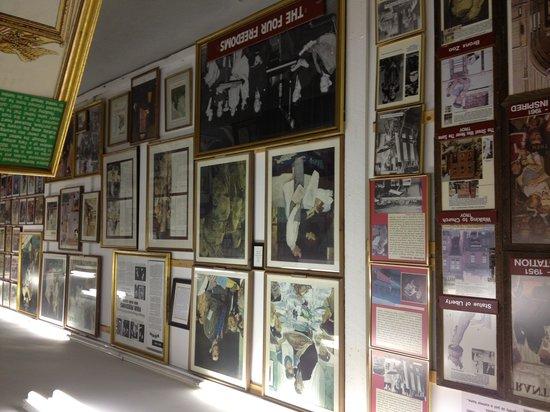 Sugar Shack: Inside the gallery!