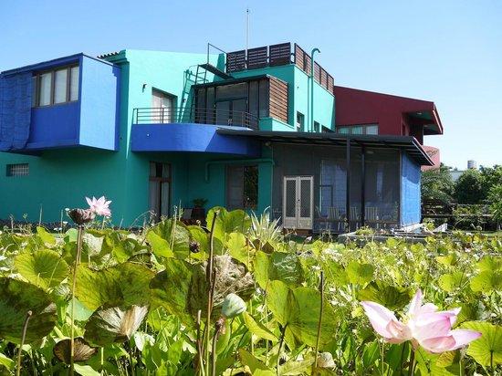 Casa de Angie B&B: 西班牙式建築