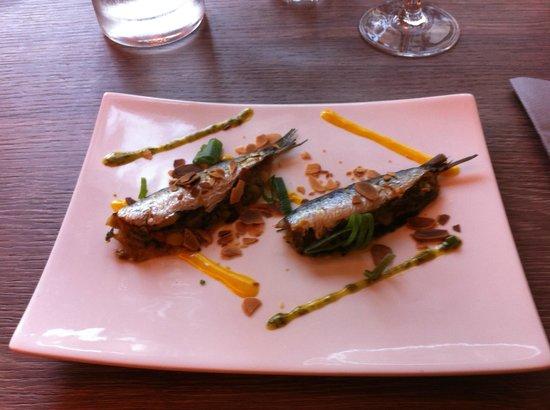 Le 46 : sardines grillées aux sept saveurs