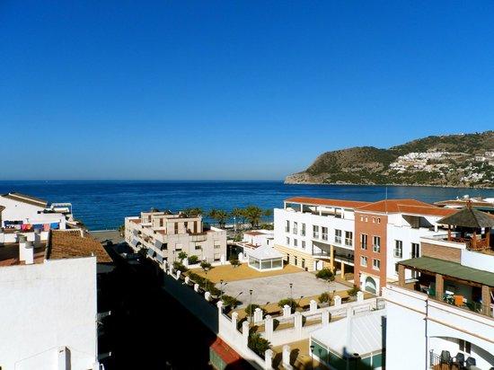 Hotel Almijara: View from breakfast