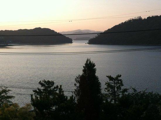 Kikusuitei: View
