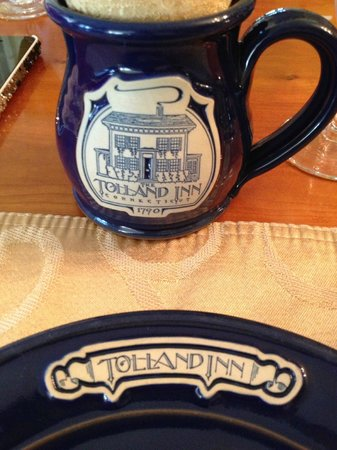 The Tolland Inn: Pottery