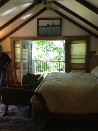 The Tolland Inn: Treehouse Suite