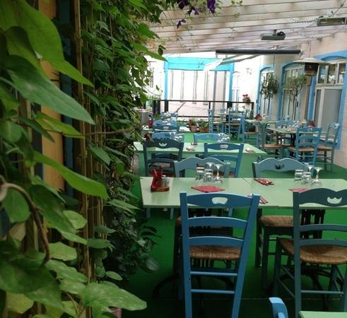 Summer in Taverna Hellas
