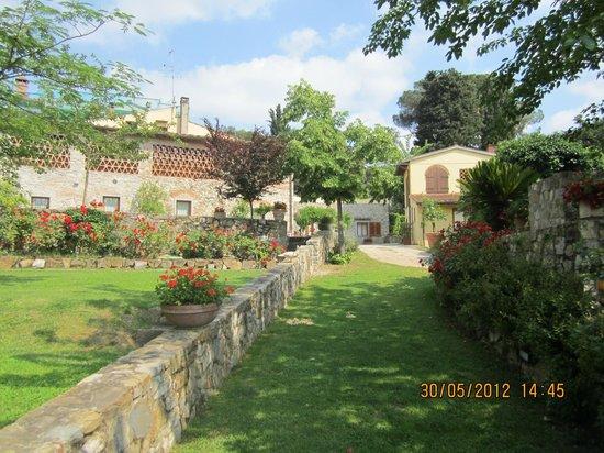 Dalla piscina alla casa picture of agriturismo conca for Conca verde piscine