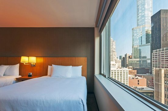 Hyatt Place Chicago / River North: Guestroom View