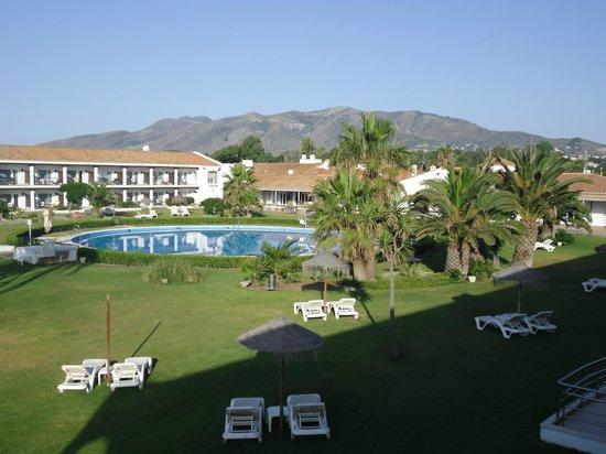 Parador de Malaga Golf: Vista desde la habitación