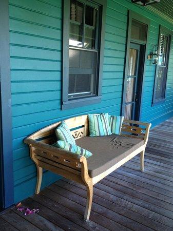 Lumeria Maui Retreat: Invitation to sit back and relax