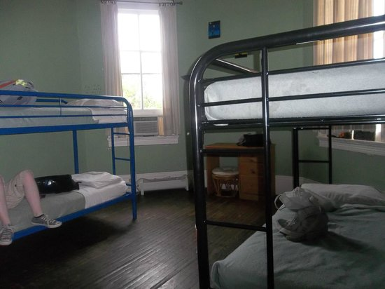 India House Hostel: 4 bed dorm