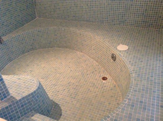 Azul del Mar : baignoire
