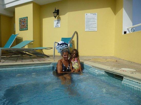 Sheraton Old San Juan Hotel: Jacuzzi