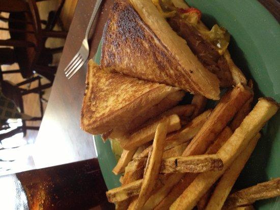 Magdalena Cafe: Tender roast beef sandwich
