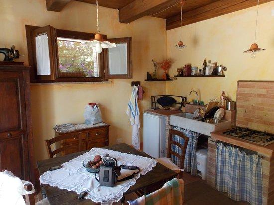 Agriturismo Canapina: la cucina