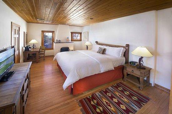 Inn on the Alameda : King Suite