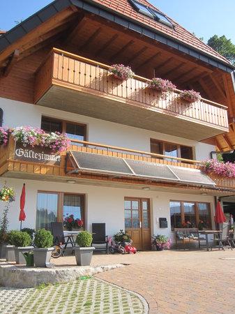 Gästehaus Sonnhalde: The B&B