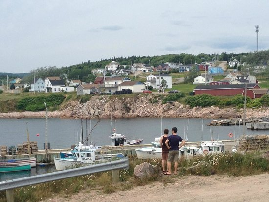 Chowder House: Neil's Harbour