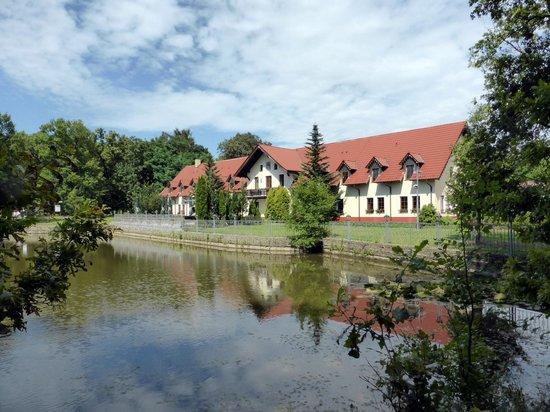Forsthaus Dröschkau: Gesamtansicht