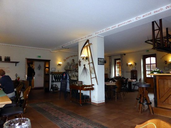 Forsthaus Dröschkau: Restaurant