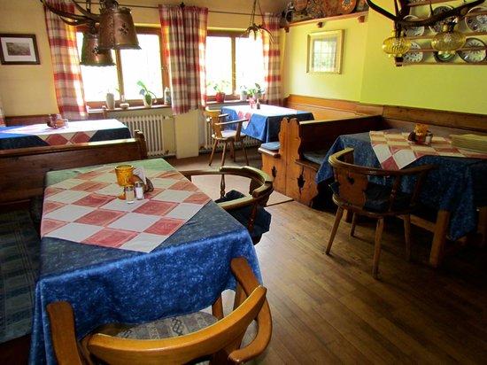 Wirtshaus Hocheck: Dining Room