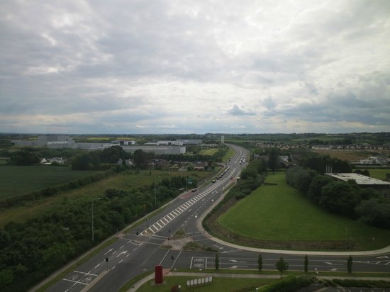 Crowne Plaza Hotel Dundalk: View