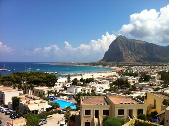 Panoramic Hotel : la vista dalla nostra camera
