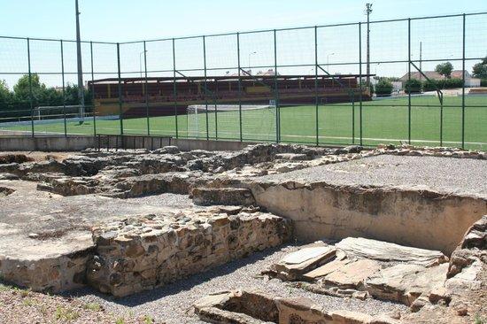 Ruinas Romanas Ferragial d' El Rei