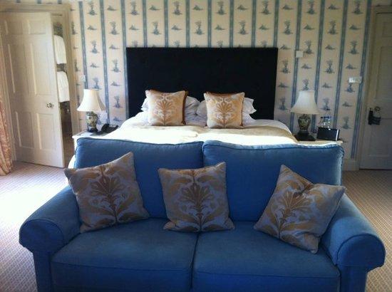 Congham Hall Hotel & Spa : Echinacea