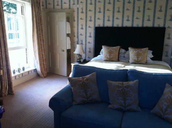 Congham Hall Hotel & Spa: Echinacea