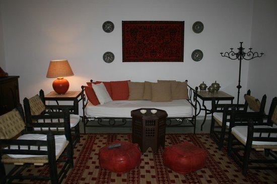 Tenuta Belvedere : Stora rummet