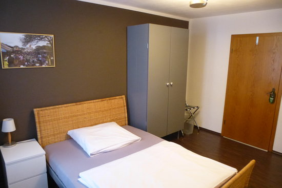 Einzelzimmer Bild Von Hotel Zum Löwen Bad Homburg Tripadvisor