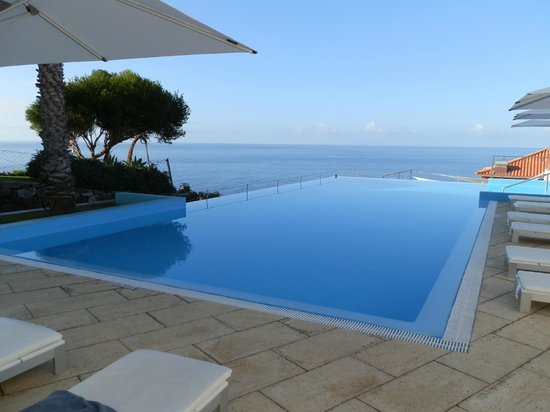 Estalagem Ponta do Sol : piscine