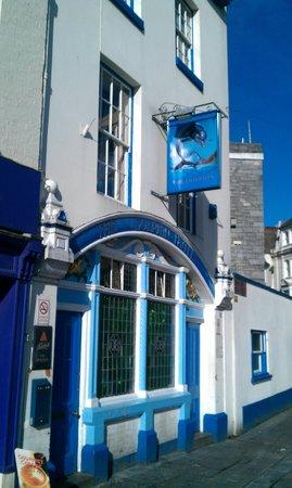 The wonderful Dolphin Hotel